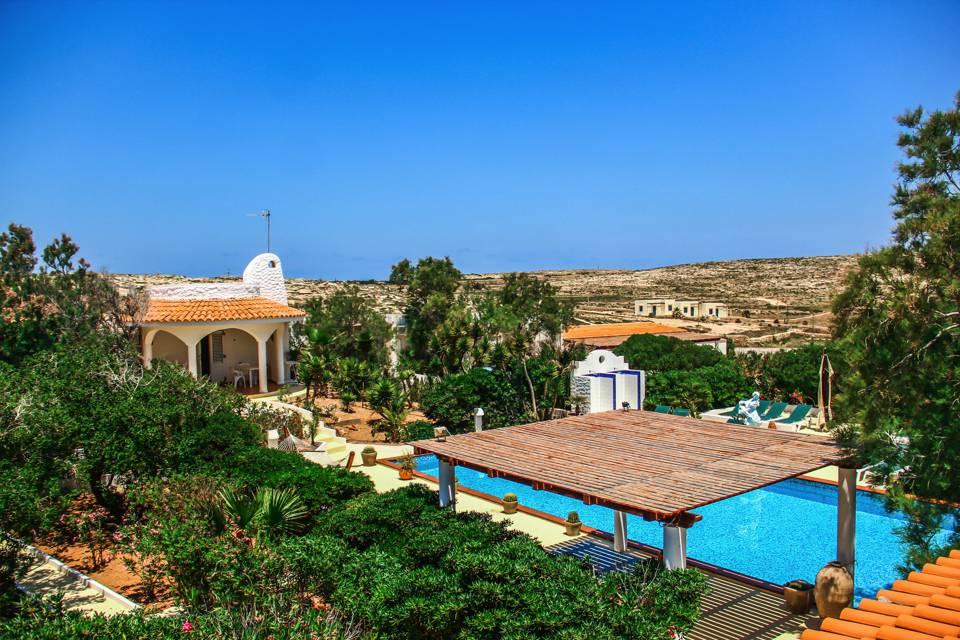 Oasi di casablanca vacanze in resort a lampedusa for Soggiorno lampedusa
